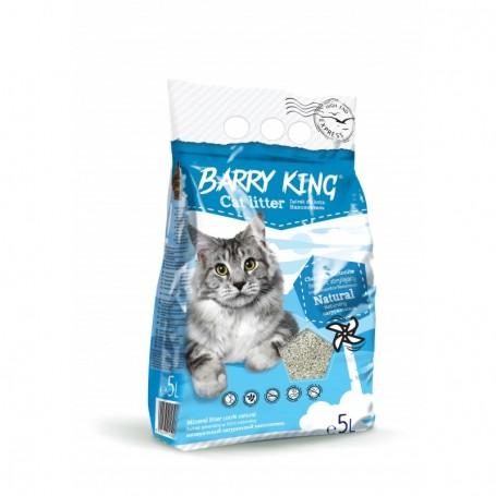 Żwirek Barry King bentonit dla kota naturalny