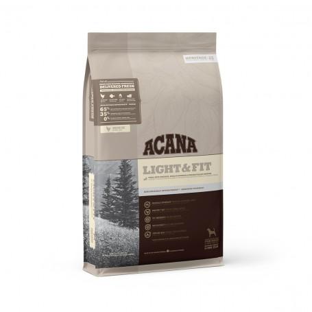 ACANA Heritage Light & Fit sucha dietetyczna karma dla psa dorosłego 11.4 kg