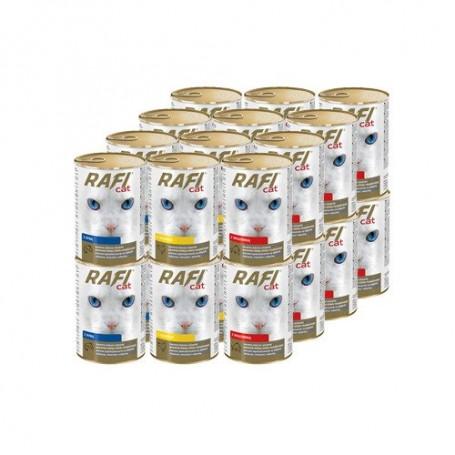 Dolina Noteci Rafi Cat mix smaków 24x415 g