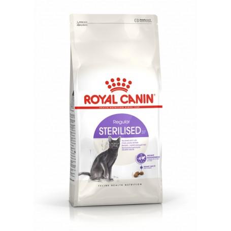 Royal Canin Cat Sterilised 37 Feline Health Nutrition sucha karma dla kotów sterylizowanych