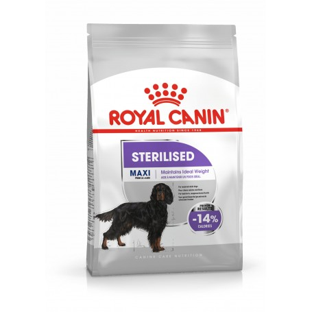 Royal Canin Dog Maxi Sterilised Canine Care Nutrition sucha karma dla psów sterylizowanych