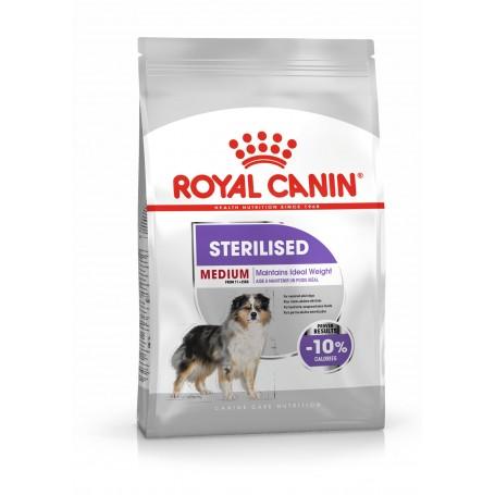 Royal Canin Dog Medium Sterilised Canine Care Nutrition sucha karma dla psów sterylizowanych
