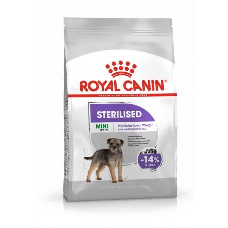 Royal Canin Dog Mini Sterilised Canine Care Nutrition sucha karma dla psów sterylizowanych